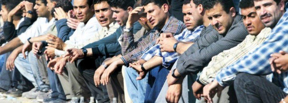 Gaza Unemployment Worsens