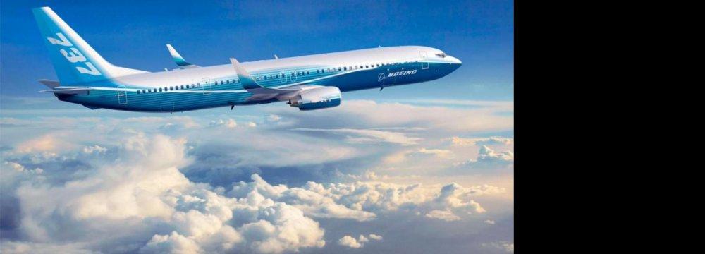 Boeing Mission to Visit Tehran for Talks