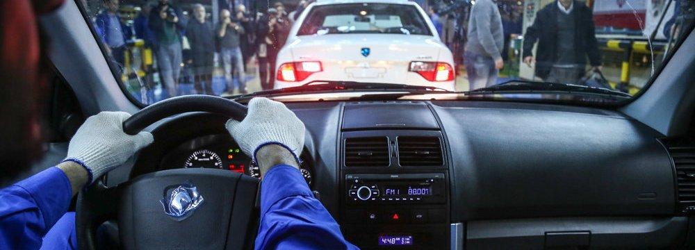 Iran Khodro Exports 30,000 Cars