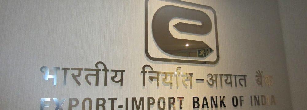 India Raises Iran Credit to $450m