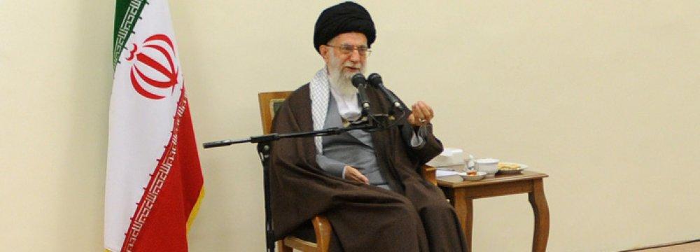 Revolution Aimed to Create Islamic Civilization
