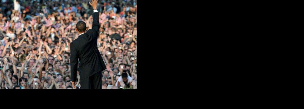 Obama Supports Allies in European Tour