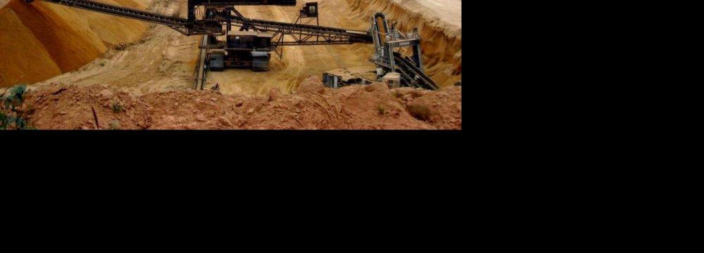 Mideast's Biggest Zinc, Lead Mine Revived