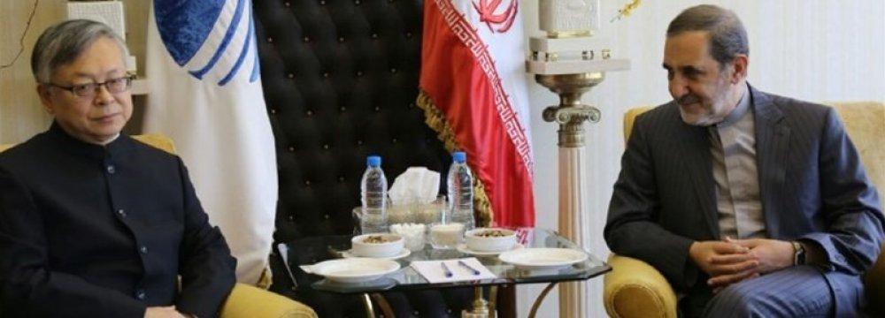 Need to Upgrade Tehran-Beijing Relations