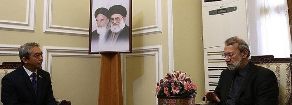 Tehran, Jakarta Strengthening Relations