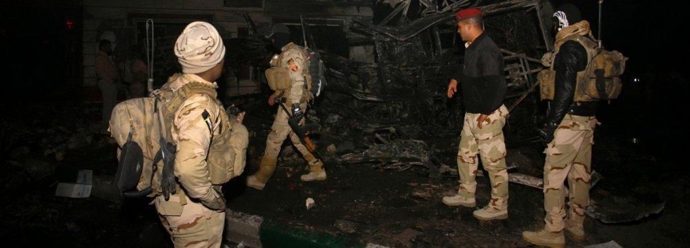 IS Terrorists Kill, Injure Tens of Iranians