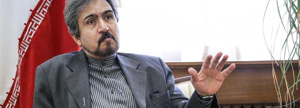 Tehran-Riyadh Differences Not Religious