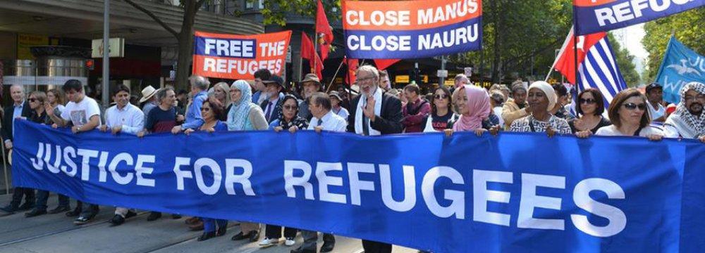 UN Slams Australia's Approach to Migrants