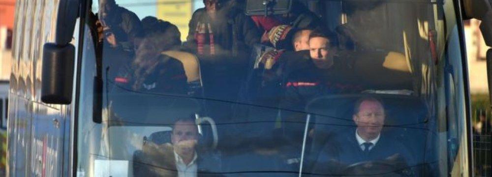 France Evacuating Calais Children