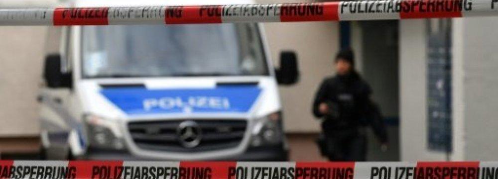 German Police Raid Militants