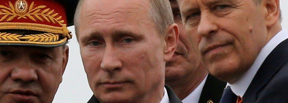 Russia Announces Major Operation in Syria