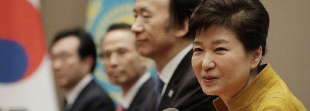S. Korea Prosecutors to Question President