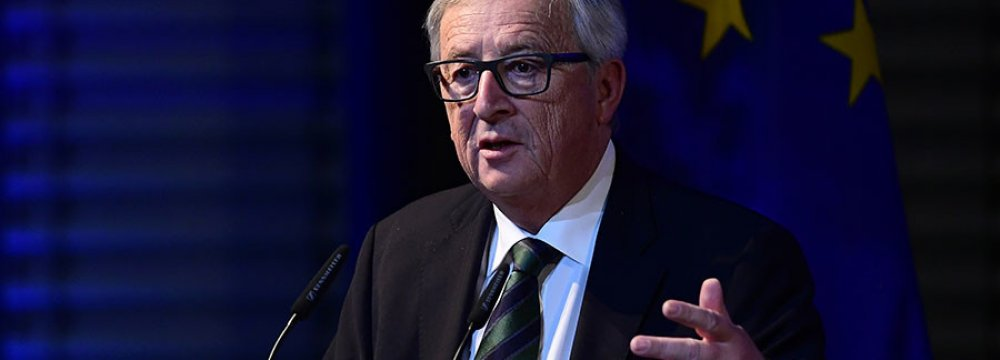 Juncker: Trump May Upset US-EU Ties