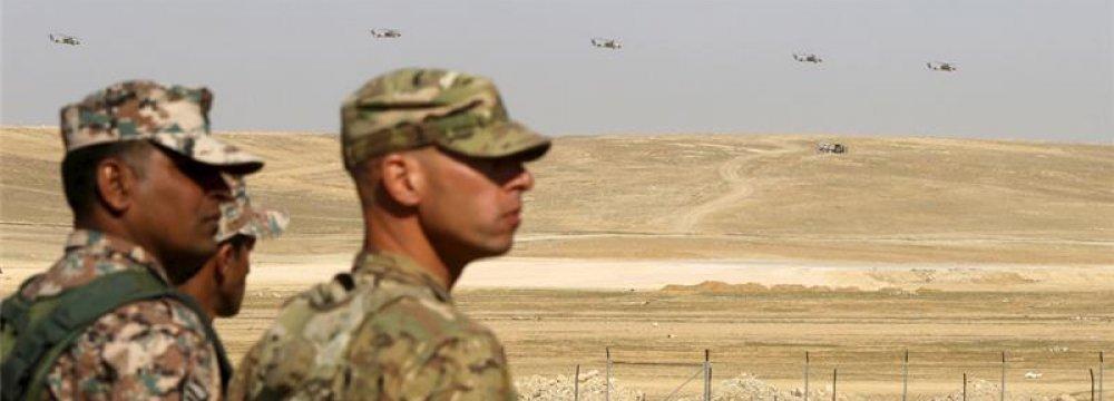 3 US Troops Killed in Jordan Airbase Shooting