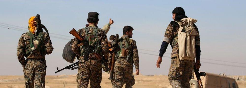 US-Led Coalition Raid Kills 20 Civilians Near Raqqa