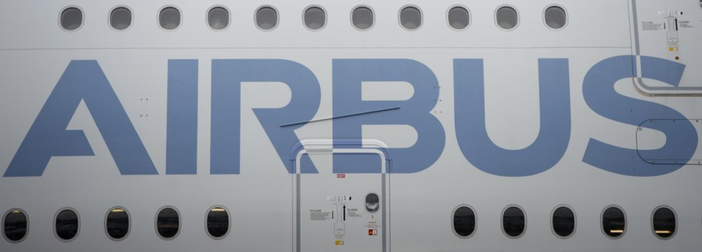 Iran's Airbus Jet Deal Gets Boost From Lease Finance
