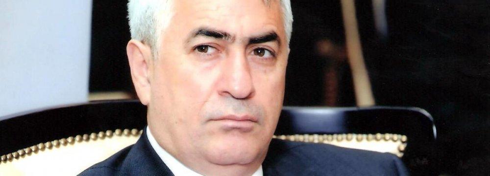 Azerbaijan-Iran Railway Bridge to Be Ready by Yearend