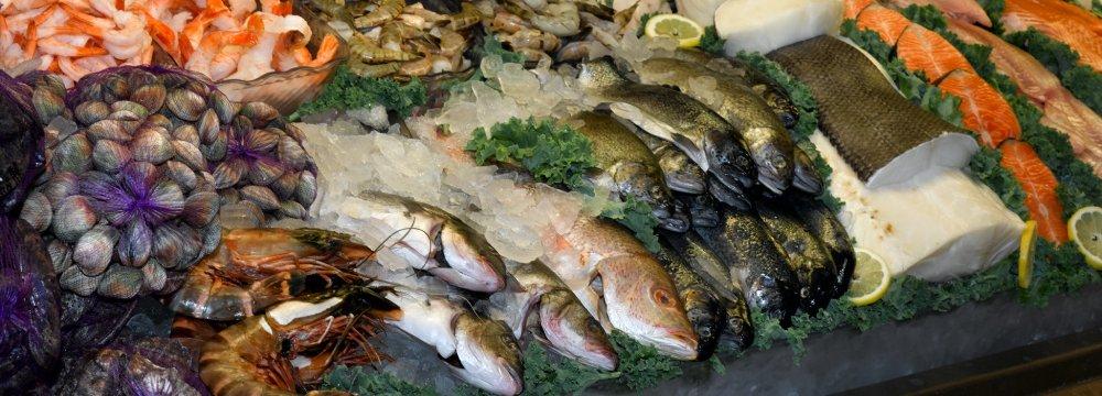Iran's H1 Seafood Exports Up 30%