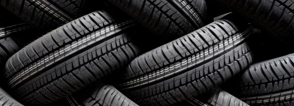 14% Rise in Tire Production