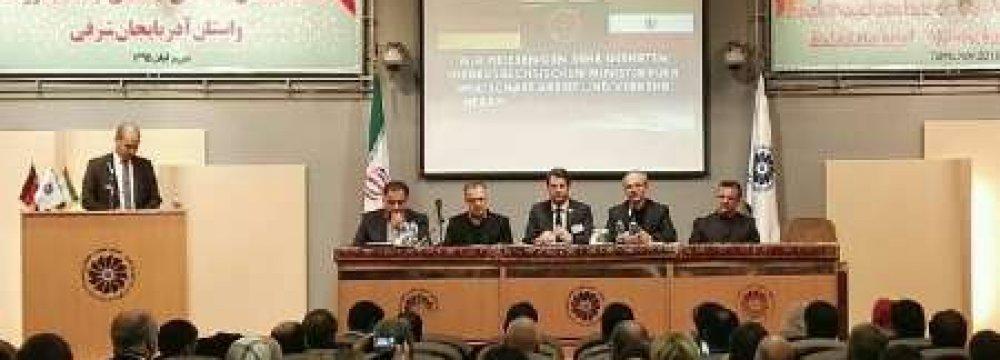 Lower Saxony Delegation in E. Azarbaijan