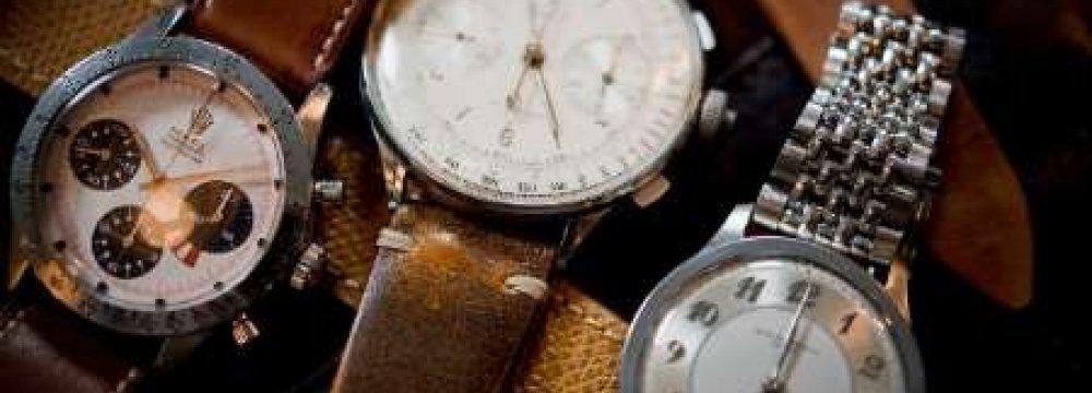 Counterfeit Watches in Plenty