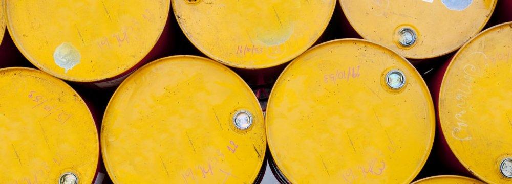 Iran Oil Export Highest in 8 Years