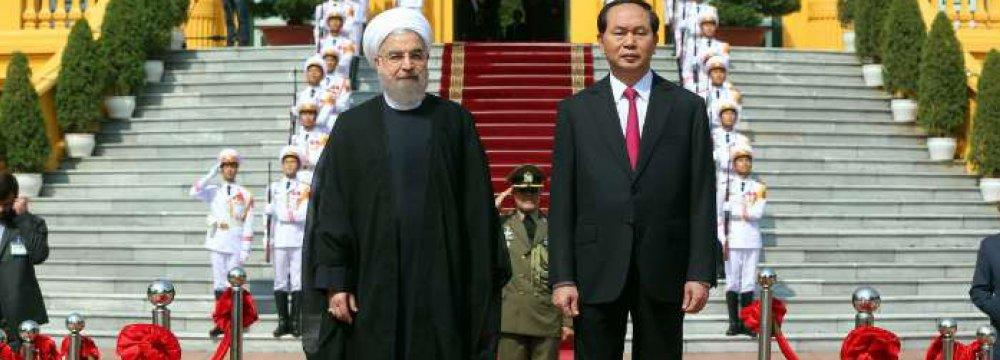 Economic Outreach to Southeast Asia