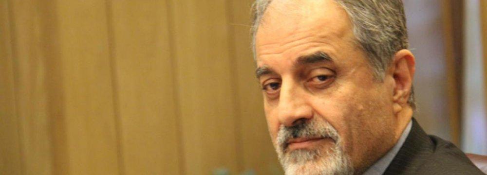 Bahram Sobhani, managing director of Mobarakeh Steel Company