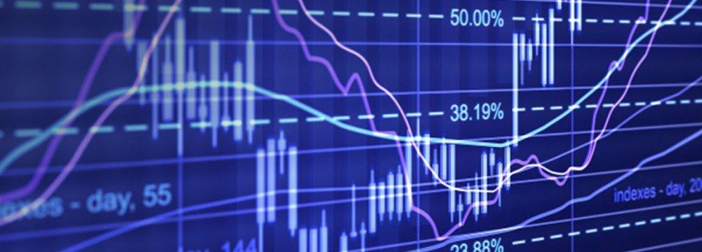 Over 1 billion shares valued at $210 million changed hands at TSE.