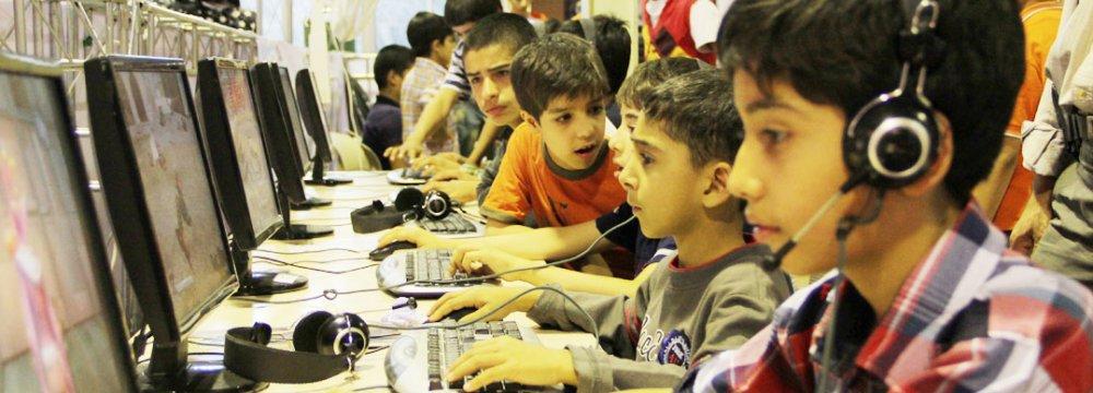 Iran has 23 million gamers.