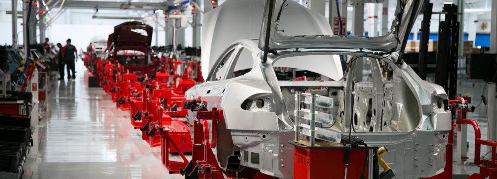 Tesla Buys German Engineering Firm