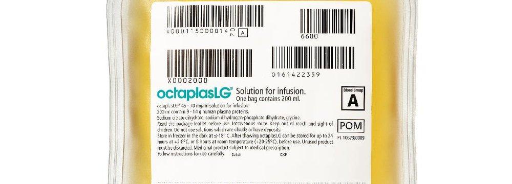 Plasma-Derived Medicines