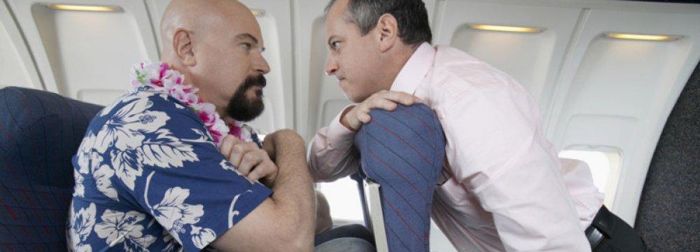 Bad Behavior on Planes Worldwide Worsening