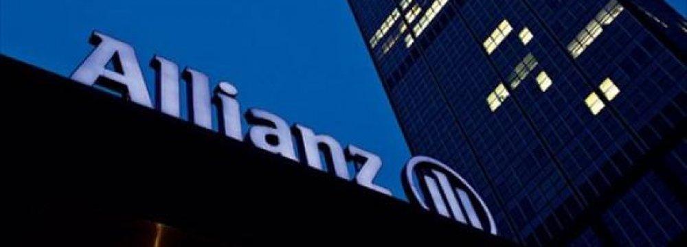 Allianz Profit Rises 36%