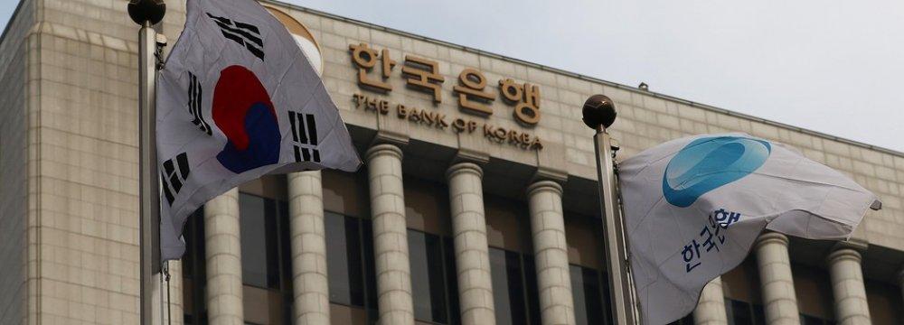 South Korea Economy Ailing