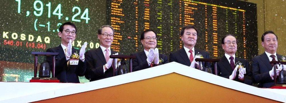 South Korea  Losses Mount