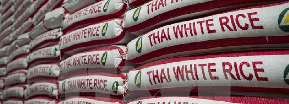 Thai Exports Fall