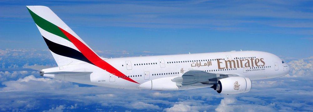 Emirates' Profit Plummets 75%