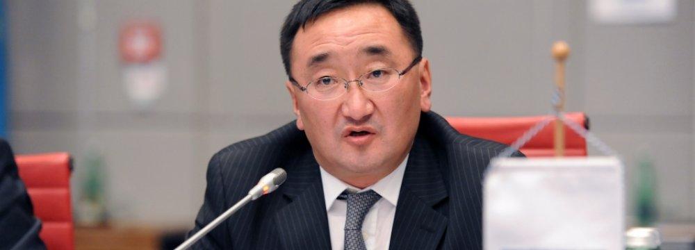 Mongolia Says Will 'Walk the Walk'
