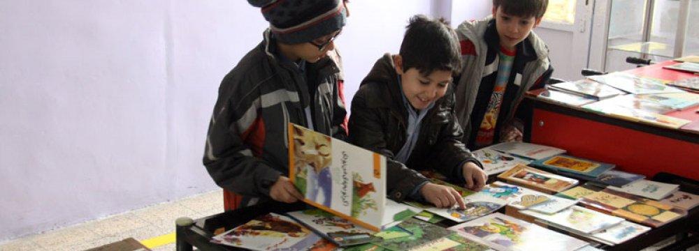 50,000 Book Exhibits in 50,000 Schools