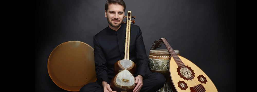 Sami Yusuf to Perform in Dubai for First Time