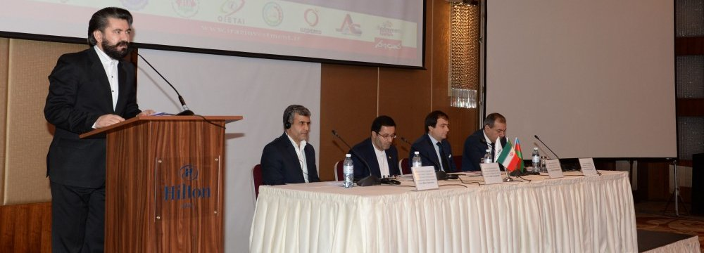 Over 100 businessmen from Iran and Azerbaijan took part in the two-day Baku conference that concluded on Friday.