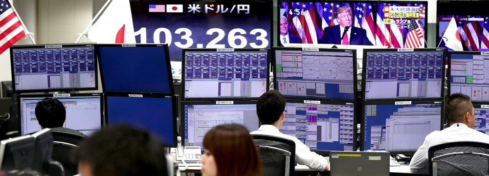 Trump Win Shakes World Markets