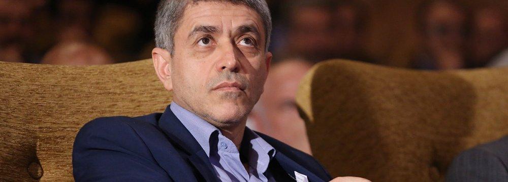 Economy Minister Ali Tayyebnia