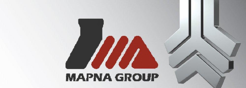 MAPNA, SAIPA Raise $189m by Selling Securities