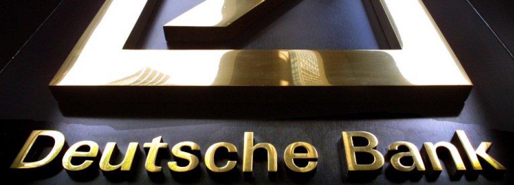 Options Limited for Deutsche