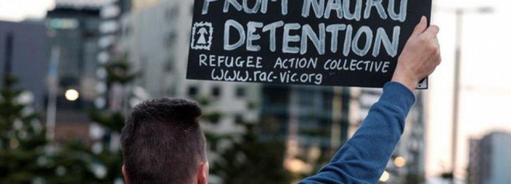 "Amnesty International has claimed Australia's treatment of asylum seekers on Nauru amounts to ""torture""."