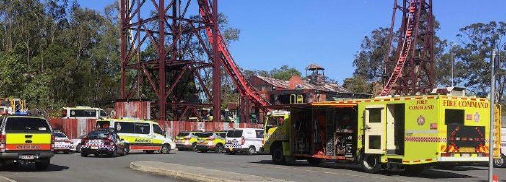 4 Killed on Australian Park Ride