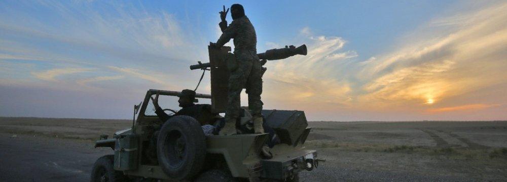 Iraqi Shia Militias Join Tal Afar Offensive