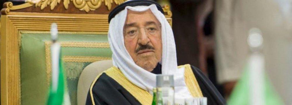 Kuwait Ruler Dissolves Parliament